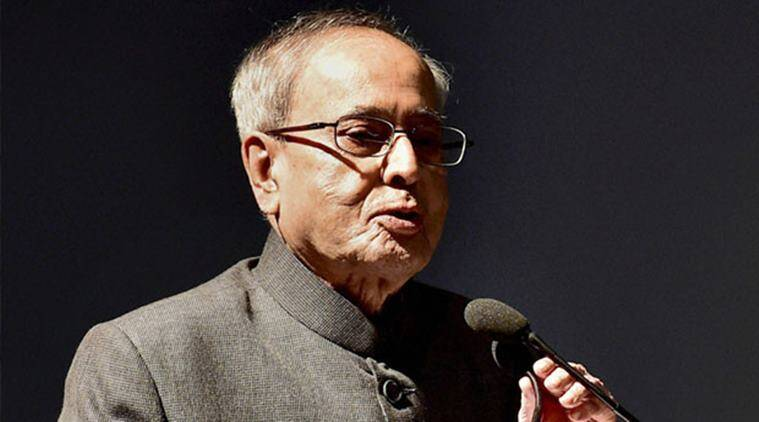 Pranab Mukherjee, Pranab Mukherjee on energy sources, India power, India renewable sources of energy, Pranab Mukherjee on renewable sources of energy, indian express news