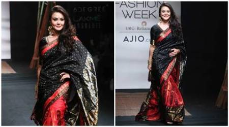 Preity Zinta, Preity Zinta husband, Preity Gene Goodenough, preity Zinta fashion week, Preity Zinta image