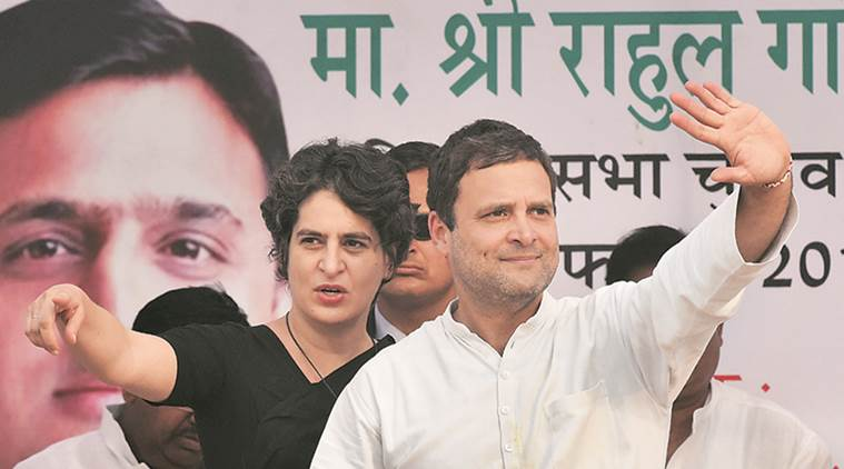 priyanka gandhi, priyanka rally, priyanka up elections, priyanka gandhi pm modi, narendra modi, modi priyanka, priyanka on modi, priyanka rahul rally, rahul gandhi, priyanka gandhi rae bareily, india news, indian express news, uttar pradesh elections 2017, up elections 2017