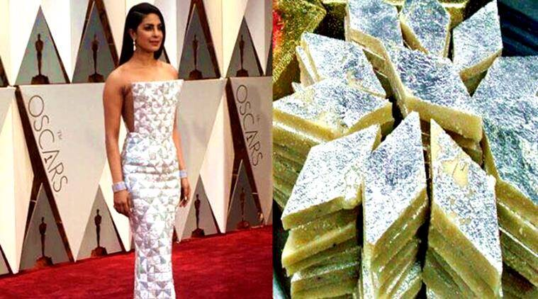 priyanka chopra, priyanka chopra oscars, priyanka chopra ralph and russo, all india bakchod, priyanka chopra all india bakchod, priyanka chopra aib, aib facebook, aib priyanka oscar look, priyanka oscar look, indian express, indian express news