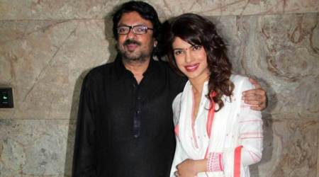 Priyanka Chopra is coming to Mumbai. Has she chosen a Sanjay Leela Bhansali film as her next Bollywoodproject?