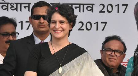Priyanka Gandhi down with dengue