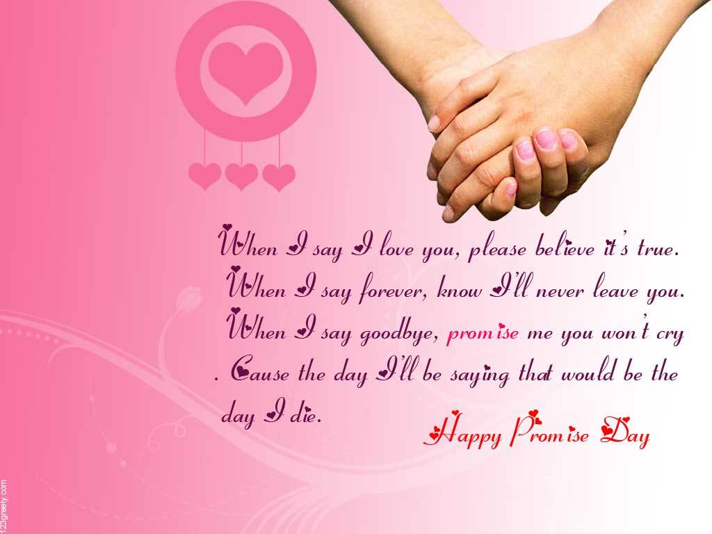 Happy promise day 2017 wishes best quotes sms facebook status promise day happy promise day happy promise day 2017 promise day messages kristyandbryce Image collections