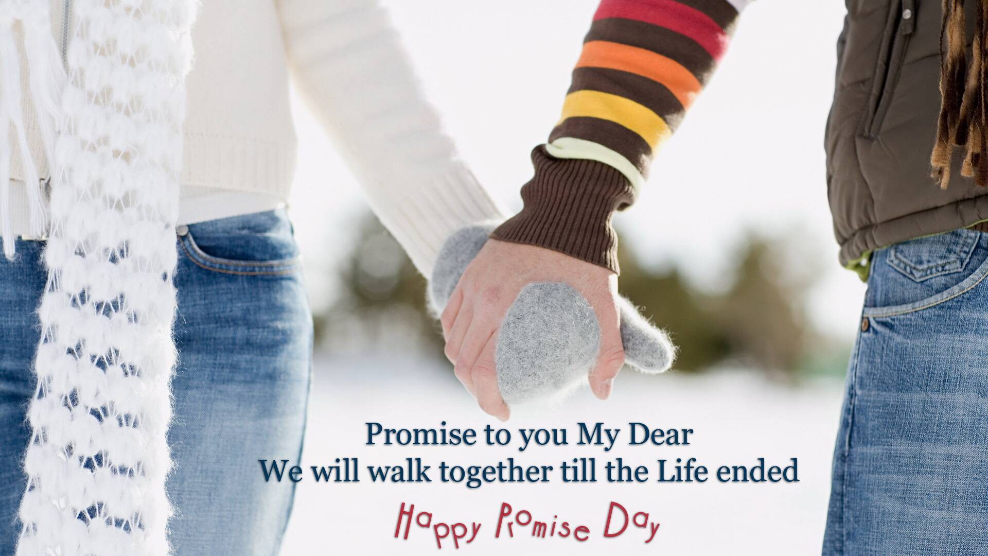 Happy Promise Day 2017 Wishes Best Quotes Sms Facebook Status