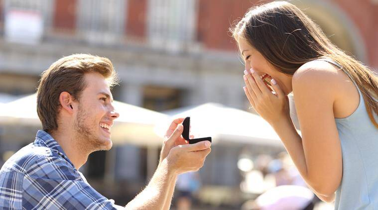valentine's day, valentine's day 2017, happy valentines day, happy propose day, quirky proposal,s best ways to propose today, indian express, indian express news, trending, trending globally