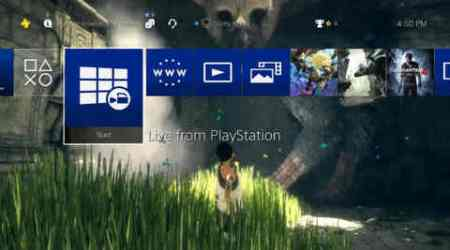 Sony, Playstation 4, playstation 4 pro, playstation update, PS4 update version 4.50, ps4 sasuke update, sasuke update features, new ps4 update, ps4 extended storage, ps4 custom background, gaming, consoles, technology, technology news
