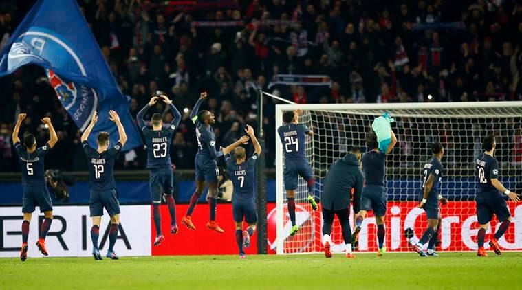 paris st germain, paris st germain vs barcelona, psg vs barca. psg vs barcelona, paris st germain champions league, paris st germain uefa champions league, psg 4-0 barcelona, football news, sports news