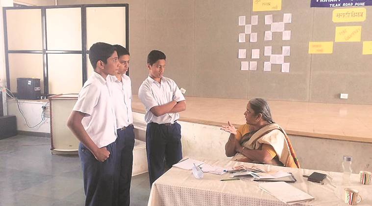 pune school, pune students, students' problems, net addiction, parental time, pune news, indian express news