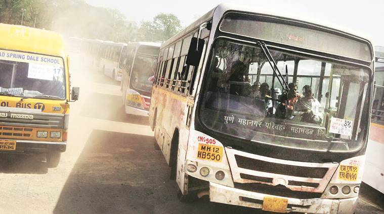PMPML takes 50 per cent buses off roads, ridership drops by 60%