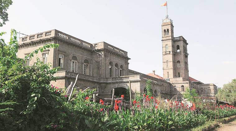 ABVP, ABVP-SFI clash, Pune University clash, clash in Pune University, ABVP-SFI clash in Pune University, clash in educational institutes, indian express news