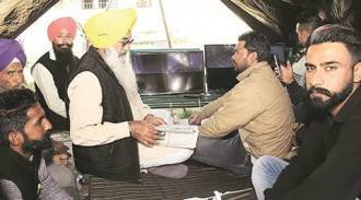 Assembly elections 2017: Outside Punjab's EVM strongrooms, an AAP securitylayer