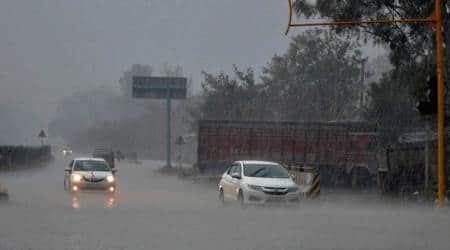 Punjab monsoon: Panchkula gets 49 mm rainfall in twohours
