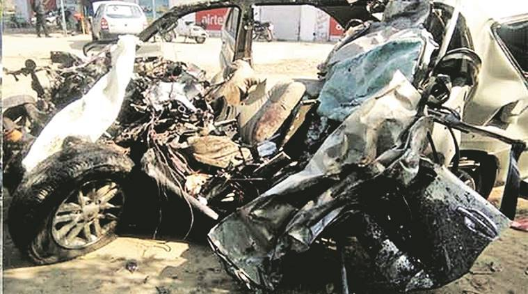 5 members of family killed, Uttar Pradesh road accident, Rai Bareli, UP News, Indian Express News