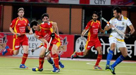 Hockey India League (HIL) Match-2017