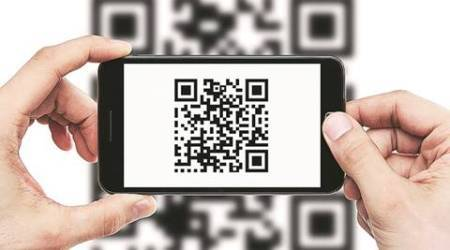 BharatQR, BharatQR code, digital payment, what is BharatQR code, interoperable payment, card payment, how to use BharatQR, indian express explained