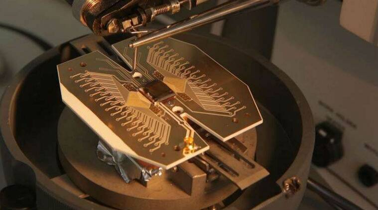 First ever blueprint for quantum computers unveiled the for Meaning of farcical in hindi