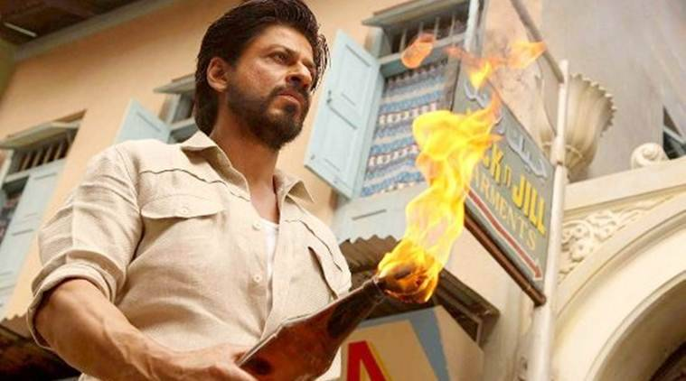 Shah Rukh Khan starrer Raees most talked about Bollywood film of 2017