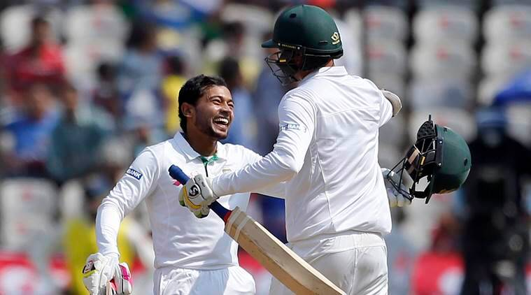 Mushfiqur Rahim scored 127 runs for Bangladesh. (Source: AP)