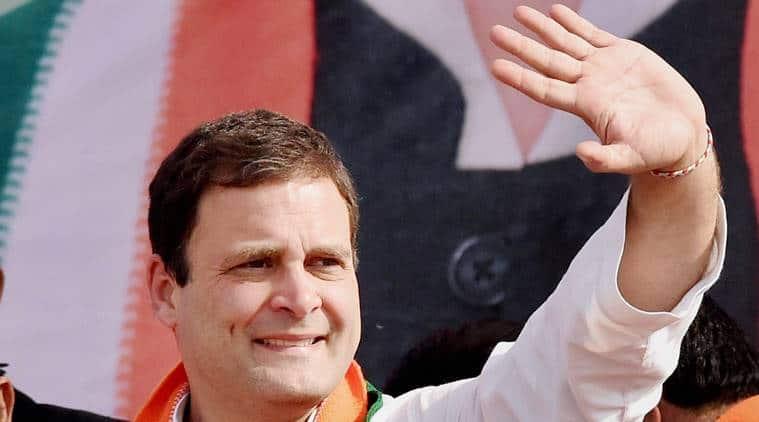 Delhi MCD polls, Delhi polls, Congress Vice President Rahul Gandhi, Rahul Gandhi attacks Modi, indian express news