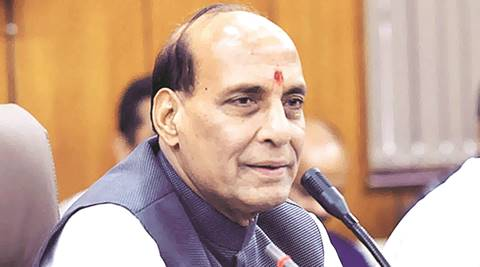 SYL issue: Haryana all-party delegation meets Rajnath Singh