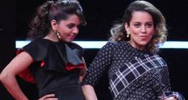 When Kangana Ranaut Wanted To Slap Comedienne Sugandha Mishra