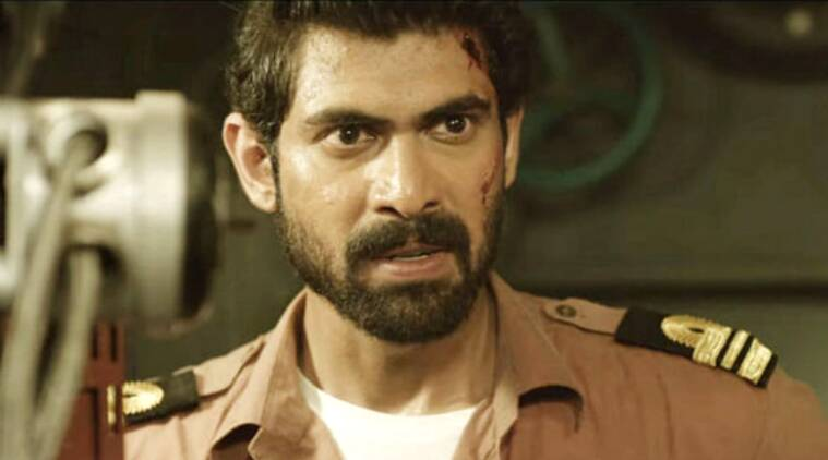 rana daggubati, the ghazi attack, rana daggubati ghazi, rana daggubati the ghazi attack, rana daggubati films, rana daggubati telugu cinema, ghazi attack, rana daggubati news, rana daggubati taapsee pannu, the ghazi attack news, ghazi attack news, rana daggubati interview, rana daggubati actor, rana daggubati bollywood, telugu films, bollywood news, entertainment updates, indian express, indian express news