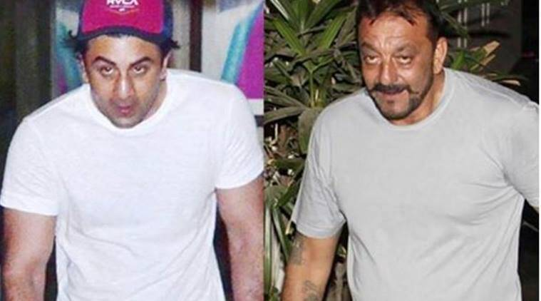 Ranbir Kapoor, sanjay dutt, rajkumar hirani, vidhu vinod chopra, sanjay ranbir, ranbir kapoor films, sanjay dutt films, aditi rao hydari, sanjay dutt bhoomi, omung kumar, ranbir kapoor sanjay dutt, ranbir kapoor workout, ranbir kapoor relationship, ranbir kapoor transformation, indian express, entertainment news, indian express news, bollywood