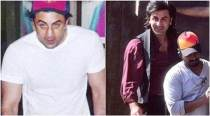 How Ranbir Kapoor became Sanjay Dutt: A step-by-step guide on making of a muscular Ranbir, see pics