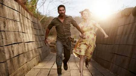 Rangoon box office collection day 1, Rangoon box office collection, Rangoon box office, Rangoon collection, Rangoon opening day collection, Rangoon day 1collection, Kangana Ranaut, Shahid Kapoor