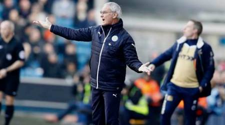 Ranieri criticises Leicester for lacking 'desire and heart'