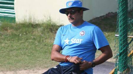 ravi shastri, bharat arun, sanjay bangar, r sridhar, india coach, indian cricket team, india coaches. cricket, indian express