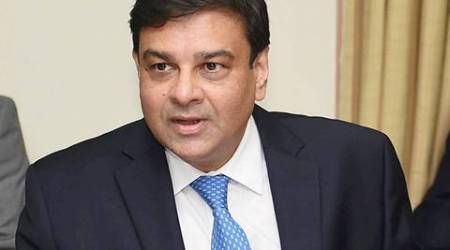 Mumbai:  RBI Governor Urjit Patel during a press conference after monetary policy review meeting in Mumbai on Wednesday. PTI Photo by Shashank Parade (PTI2_8_2017_000191B)