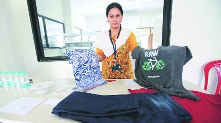 Recycling, plastic recycling, products made from recycling plastic, reuse, recycle, Pune recycle, Team India recycled jersey, indian express news