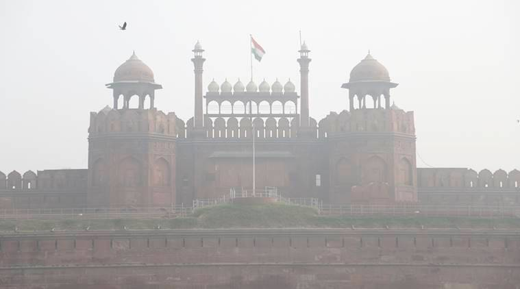 Red Fort in New Delhi (Representational Image).  Express Photo by Abhinav Saha. New Delhi.
