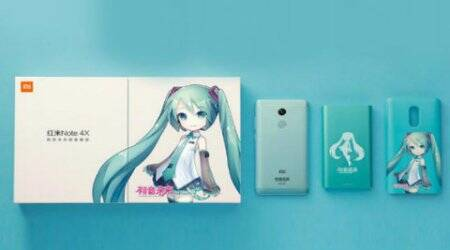 Xiaomi Redmi Note 4X, Redmi Note 4X, Redmi Note 4X Hatsune Miku, Redmi Note 4X Green, Redmi Note 4X Valentine's Day, Valentines Day sale Redmi Note 4X, Redmi Note 4X specs, Redmi Note 4X price, Redmi Note 4X features, mobiles, smartphones, technology, technology news