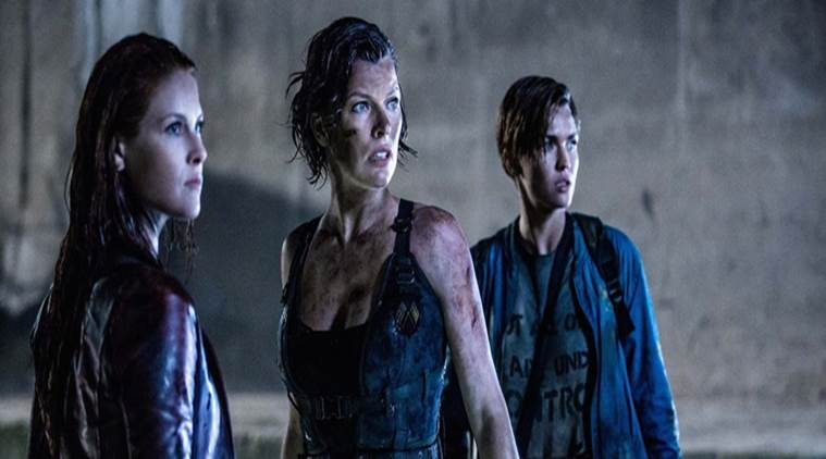 Resident Evil The Final Chapter review, Resident Evil The Final Chapter movie review, Resident Evil The Final Chapter ,