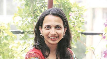 Rujuta Diwekar's book, a sorted guideline for pregnancy