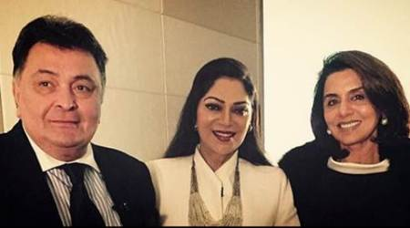 Rishi Kapoor wants Rendezvous With Simi Garewal back on TV