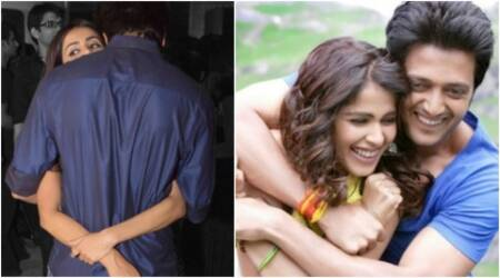 Genelia's beautiful message to Riteish Deshmukh: I'll always hold onto you so tight. See pic