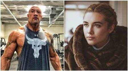 Dwayne Johnson to make movie about WWE superstar Paige