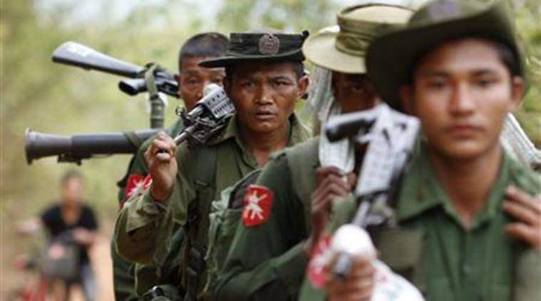 US to drop Iraq, Myanmar from child soldiers list