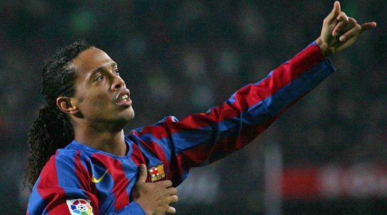 Barcelona sign Ronaldinho as club ambassador