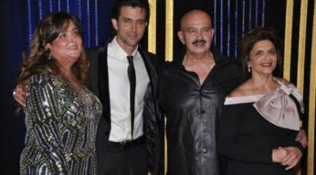 rakesh roshan, pinky roshan, rakesh pinky roshan, rakesh roshan pinky donate egyptian woman, egyptian woman in india, hrithik roshan mother pinky, punky roshan wife rakesh, rakesh roshan wife helps egyptian woman, roshans news, rakesh roshan news, hrithik roshan mother, hrithik roshan news, kaabil, roshan family, rakesh rishan family, hrithik roshan family, bollywood news, entertainment updates, indian express, indian express news, indian express entertainment