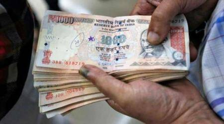 No proposal to reintroduce Rs 1,000 note: Economic Affairs Secretary