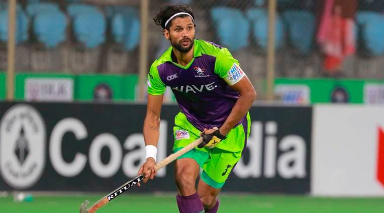 Rupinder Pal Singh helped Delhi Waveriders seal their second win in the league.