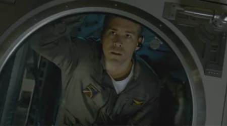 Life trailer: Ryan Reynolds and Jake Gyllenhaal fight to save the Earth. Watchvideo