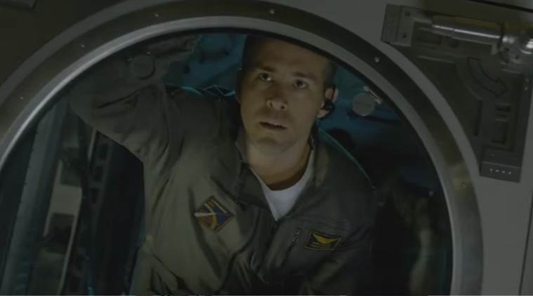 Life Super Bowl Spot - Jake Gyllenhaal & Ryan Reynolds find life on Mars