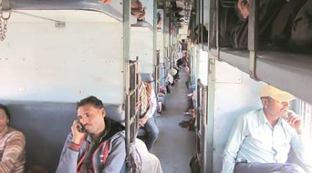 On board S6 of Sabarmati Express, 15 years later from poll-bound state