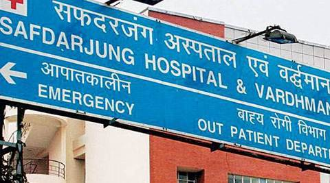 DCW asks police to file FIR against Safdarjung Hospital