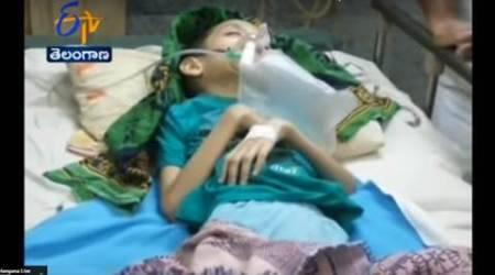 Hyderabad: Six-year-old girl given infected saline, dies